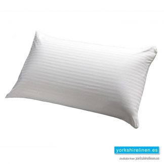 Hotel Satin Stripe Cotton Percale Pillow