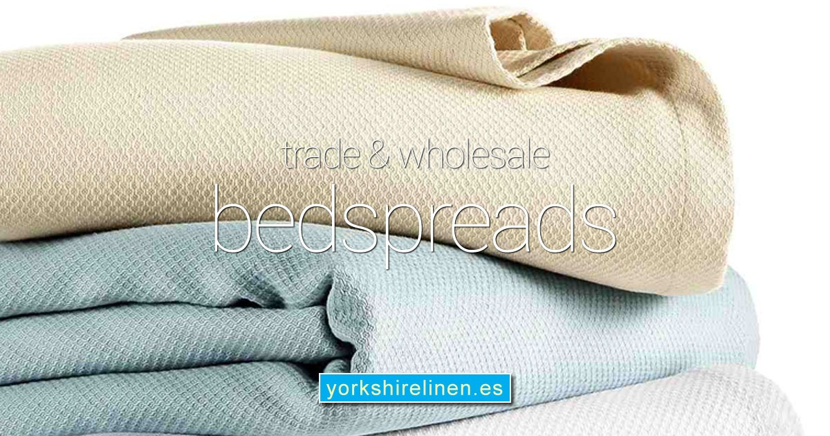 Trade Wholesale Bedspreads from Yorkshire Linen Warehouse Spain OG01