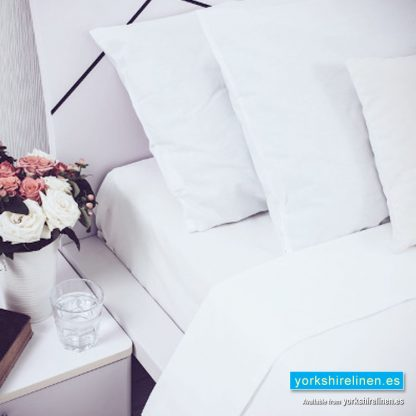 Wholesale Essential White Polycotton Duvet Cover