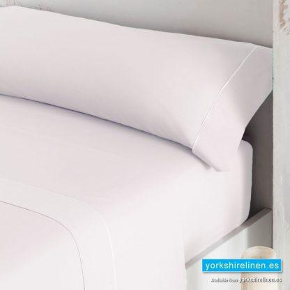 Wholesale Luxury 300 Thread Count Sateen Duvet Cover, White