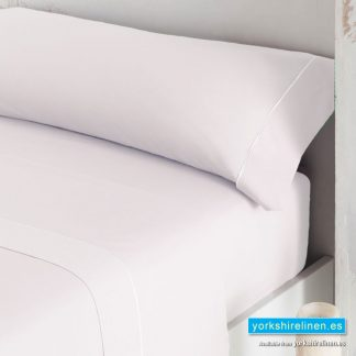 Wholesale Luxury 300 Thread Count Sateen Pillowcases, White