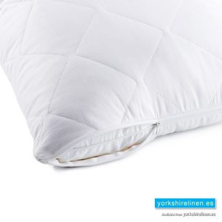 Wholesale Quilted Zipped Pillow Protector