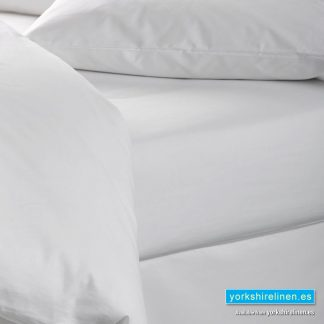 Wholesale White 100% Cotton Flat Sheet