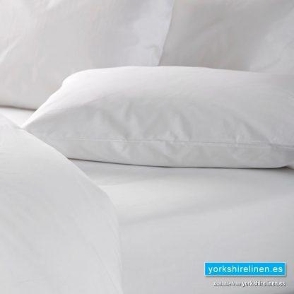 Wholesale White 100% Cotton Pillowcase